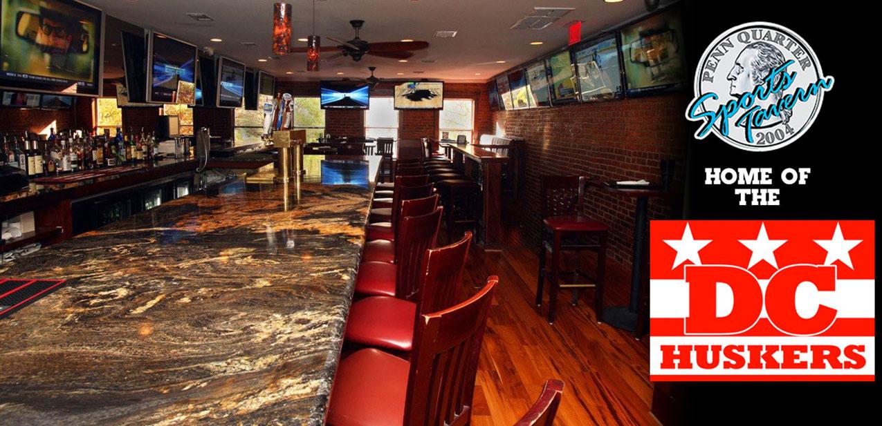 Penn Quarter Sports Tavern Home Of DC Huskers